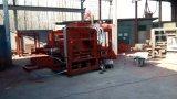 Hydraulischer Vollziegel-Maschinen-/Farben-Straßenbetoniermaschine-Ziegelstein-Maschinen-Preis des Kleber-Qt10-15