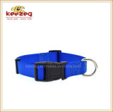 Leiband/de Uitrusting van de Kragen van de Hond van de kwaliteit kan de Regelbare Nylon Aanpassend (KC0090)
