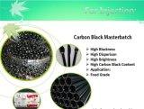HDPE de Bulk Plastic Korrels Zwarte Masterbatch van Plastieken