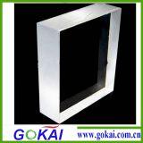 Gokai 1220*2440 ясно литого акрилового покрытия типа 20мм