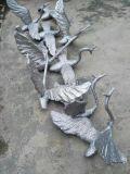 ガードバーおよびハイウェイのガードレールのための砂型で作るアルミニウム