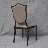 [يك-د38-10] [فوشن] يستعمل أثاث لازم أثر قديم معدن كرسي تثبيت مطعم
