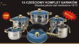 台所用品12PCSのステンレス鋼の調理器具