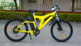 26'' MTB сплава рамы переднего электрического вилочного захвата на горных велосипедах/ Мотоциклы E велосипед