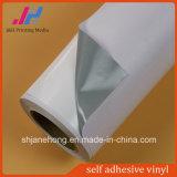 Brillante / mate de PVC Vinilo autoadhesivo para Digital Pringing