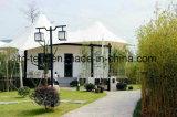 Le tende esterne di evento dell'hotel hanno utilizzato la tenda 16 del baldacchino della tenda foranea