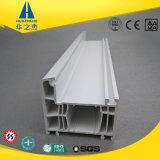Profil en plastique de guichet de PVC de type européen
