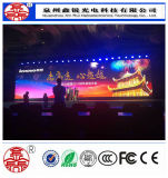 SMD P5/P6 실내 풀 컬러 LED 스크린 모듈 또는 발광 다이오드 표시 광고하기