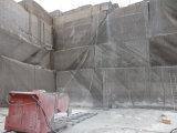 O fio da pedreira do granito viu