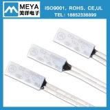 Protector la termal del interruptor del termóstato del motor de ventilador