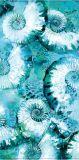 Essuie-main 100% de plage de Velevt de coton (BC-CT13386)
