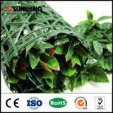 Изгородь листьев новой конструкции искусственная пластичная вися для скрининга