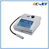 Barcode-Drucken-Maschinen-kontinuierlicher Tintenstrahl-Drucker für Getränk (EC-JET500)