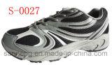 Zapatos de los deportes con la inyección Outsole (S-0027) del PVC