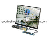 "Painel IPS 8""LCD Touch SKD Module"
