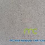 Papel pintado casero el 1.06X15.6m del PVC de la decoración 3D