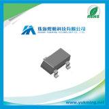 Транзистор Mmbt5401 кремния электронного блока PNP эпитаксиального