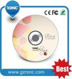 Weißer Tintenstrahl bedruckbares bedruckbares DVD R für Verkauf