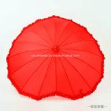 昇進の結婚祝い(YS-S007A)のための昇進のハート形の傘