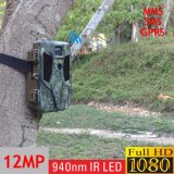 движение иК 2g 3G 4G внезапное обнаруживая камеру тропки индикации следа TFT Scouting с всходом ночи