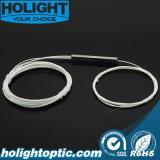 1*4 PLC à fibres optiques de séparateur avec mini-type de tube