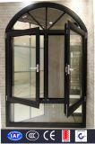 Het Openslaand raam van de Boog van Alumninum van de superieure Kwaliteit (bha-CWA02)