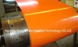 Il colore della scheda di colore di Ral 9003 ha ricoperto la bobina d'acciaio