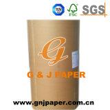 Papel de impresión de periódicos reciclados en 48,8GSM para la venta al por mayor