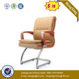 단단한 나무다리 가죽 두목 사무실 의자 (NS-064A)