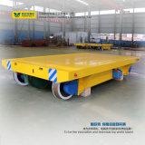 Chariot à transfert de manutention de rail électrique à câbles électriques à l'usine