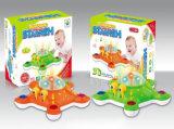 전기 장난감 불가사리 건전지에 의하여 운영하는 아기 장난감 (H1053501)