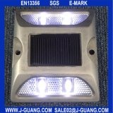 Рефлектор безопасности глаза кота, отражательный пластичный стержень дороги (Jg-R-02r)