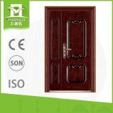 puerta de acero de Nigeria de la venta caliente del diseño 2017popular de Zhejiang