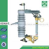 Tipo al aire libre serie de la salida del voltaje medio del Fsc del recorte del fusible de la distribución