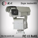 câmera de alta velocidade do CCD da visão 2.0MP 20X CMOS HD PTZ do dia de 2.5km