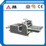 Semi-Auto un côté plus chauds de la machine de contrecollage Manafacture papier
