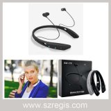 Auriculares sem fio estereofónicos do fone de ouvido dos auscultadores do estilo da orelha de Bluetooth V4.0
