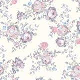Haut de la qualité du tissu de soie imprimés en gros Home Textile (SZ-0075)