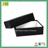 Custome imprimiu a caixa de papel rígida com tampa e parte inferior