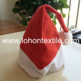 Sombrero del festival de los accesorios del pelo del sombrero de Santa de la Navidad de la belleza de la fábrica de China