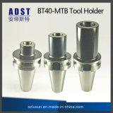 최고 공급 Bt40-MTB 시리즈 공구 홀더 콜릿 물림쇠