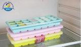 Dehuanの新型のプラスチックシリコーンの氷型アイスクリームを作るために使用する