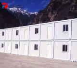 HOME pré-fabricadas do recipiente do bloco liso de China