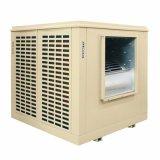 Установки вентиляции условия воздуха воды воздушный охладитель испарительной промышленный