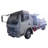 Dongfeng Dlik 6000litres 2tonnes 3 tonnes camion-citerne GPL avec distributeur de GPL