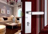스테인리스 안전한 나무로 되는 문 문에 박은 자물쇠