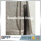Laje de granito cinza piso em pedra pedra cristalizado para material de construção do projeto