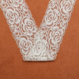 Основная часть полиэстер декоративные кружева кузова для свадебного платья