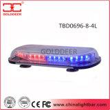 Linear 32W Policía coche mini barra de luz con montaje magnético