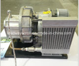 compressor de ar livre do rolo do petróleo da movimentação de correia 3.7kw